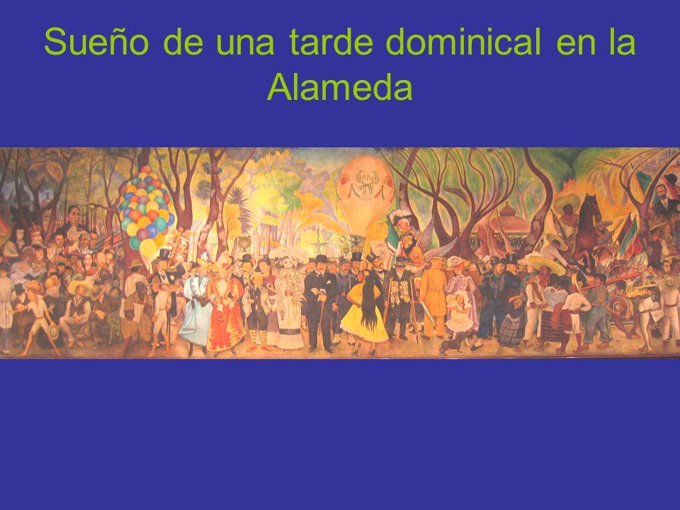 Sueño de una tarde dominical en la Alameda
