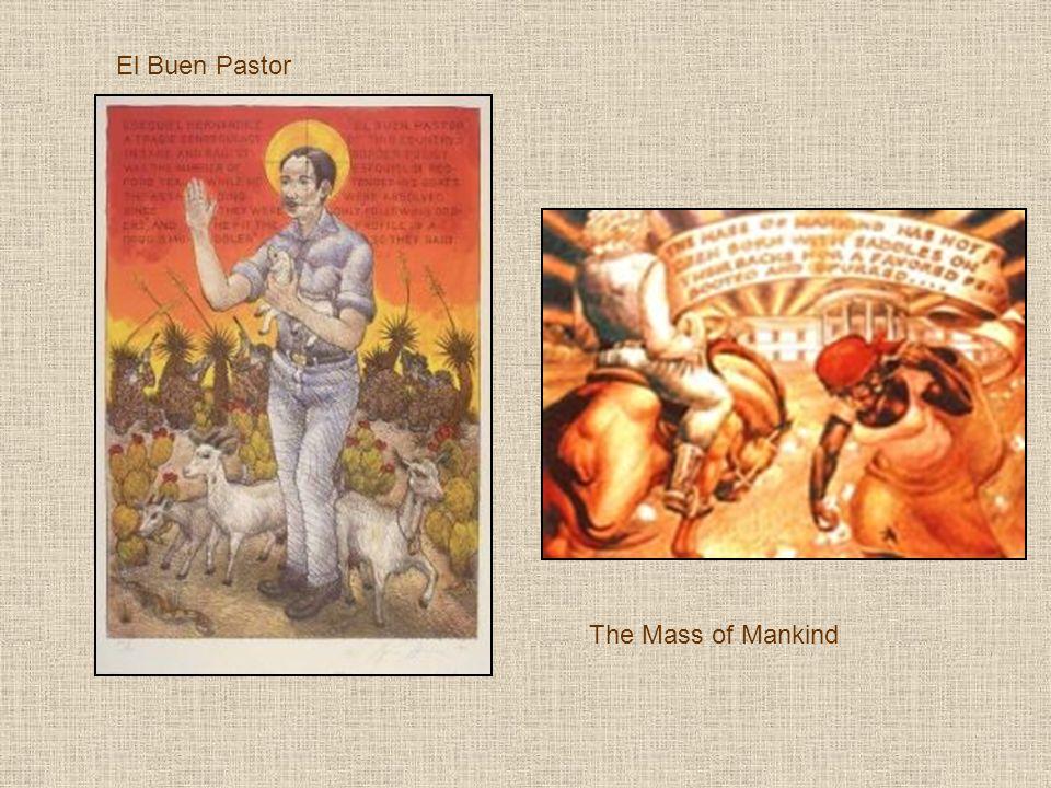 The Mass of Mankind El Buen Pastor