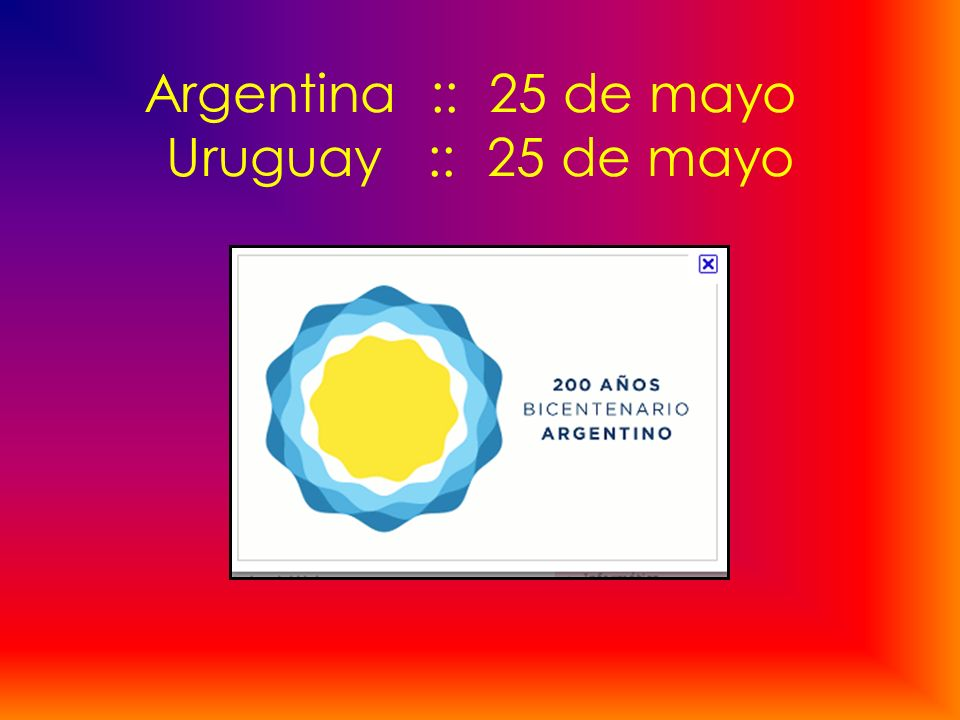 Colombia :: 20 de julio