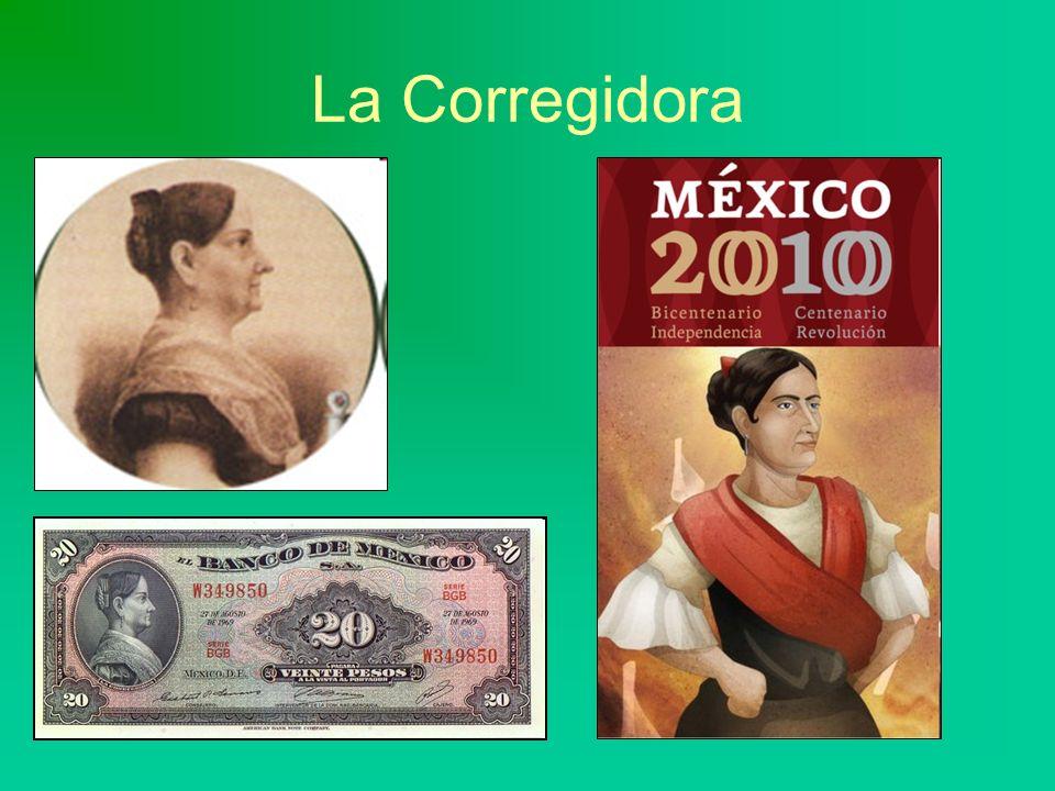 La Corregidora