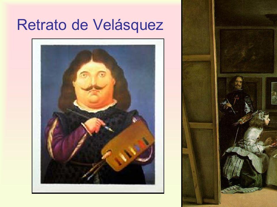 Retrato de Velásquez