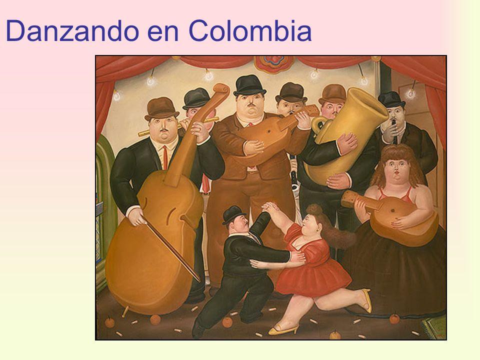 Danzando en Colombia