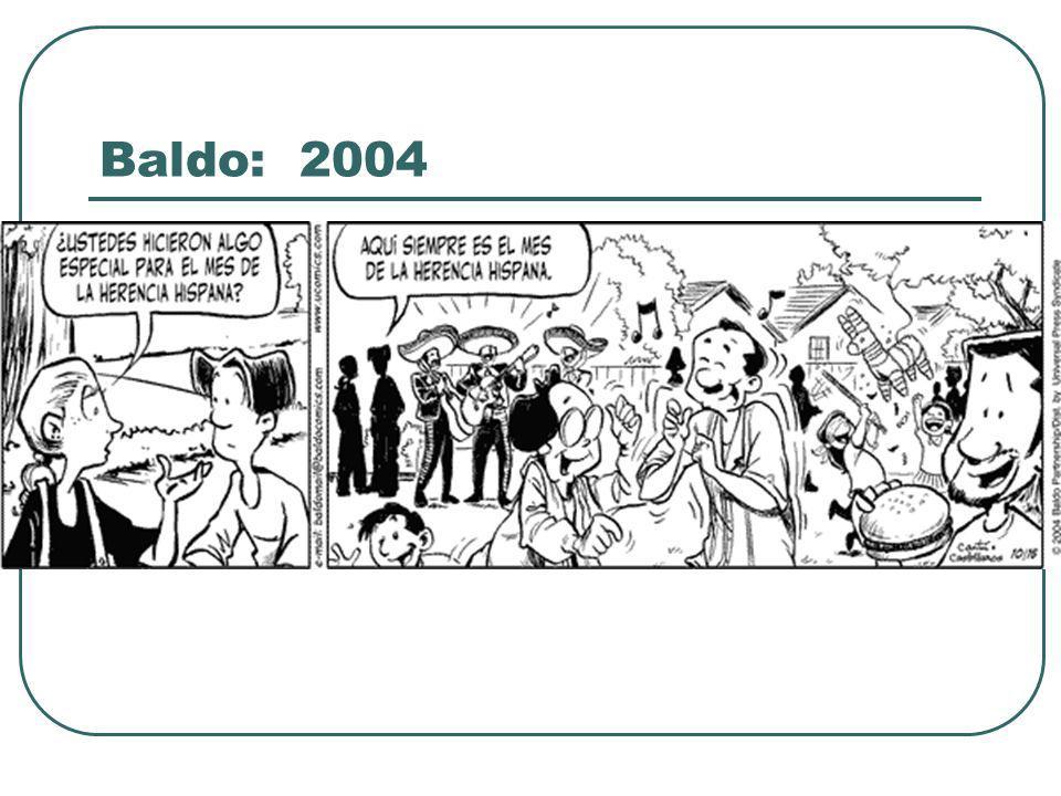 Baldo: 2004