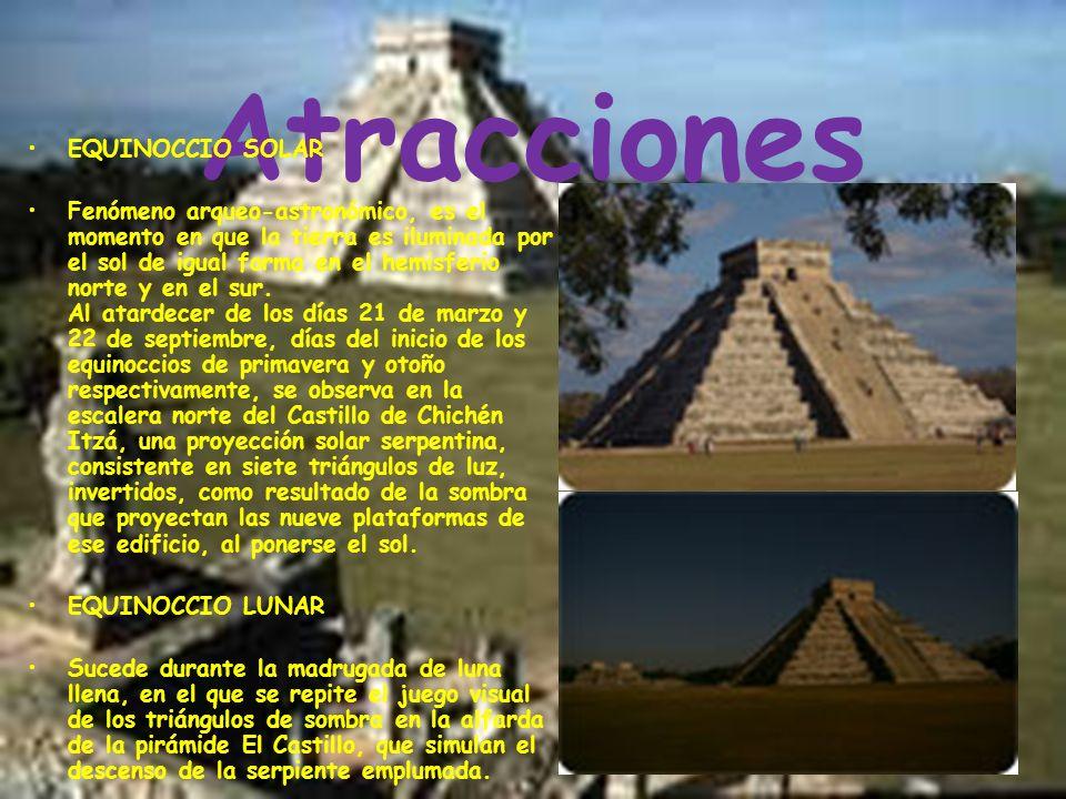 En su momento de esplendor, fue la ciudad más poderosa de la península de Yucatán.En su momento de esplendor, fue la ciudad más poderosa de la penínsu