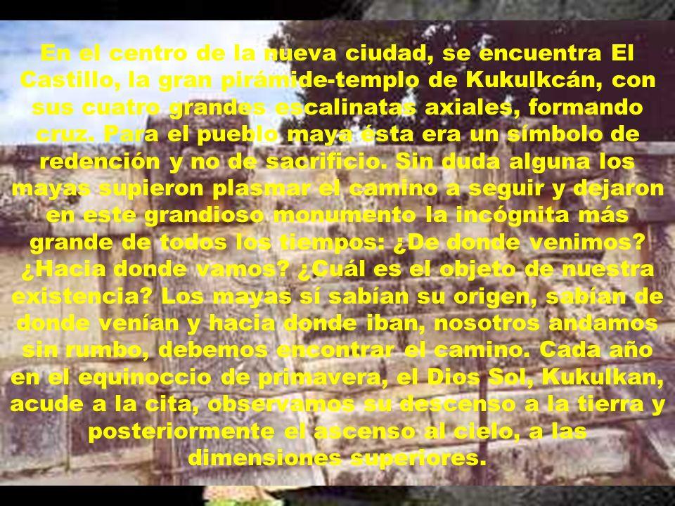 El florecimiento maya-tolteca hacen de Chichén Itzá una de las ciudades precolombinas más suntuosas e importantes. Edificaciones de gran relevancia en