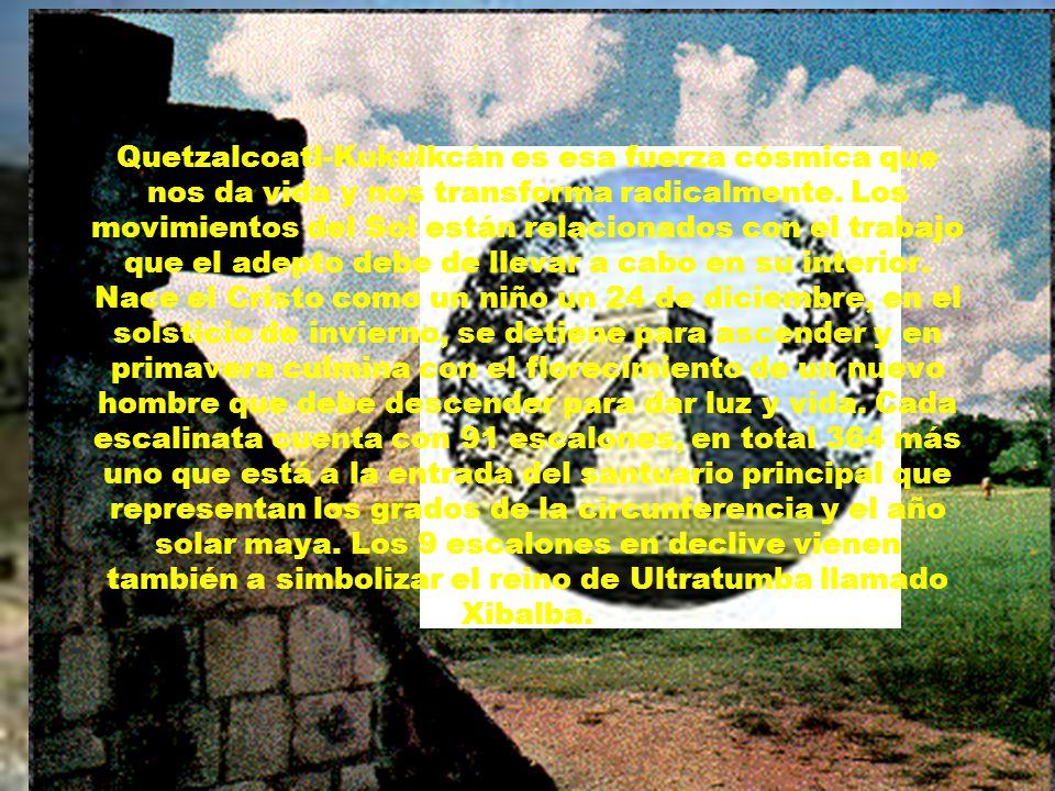 1 2 3 4 5 6 7 8 9 La civilización maya vivía obsesionada con los ciclos del tiempo, lo cual está reflejado en su manera de observar los ciclos terrest
