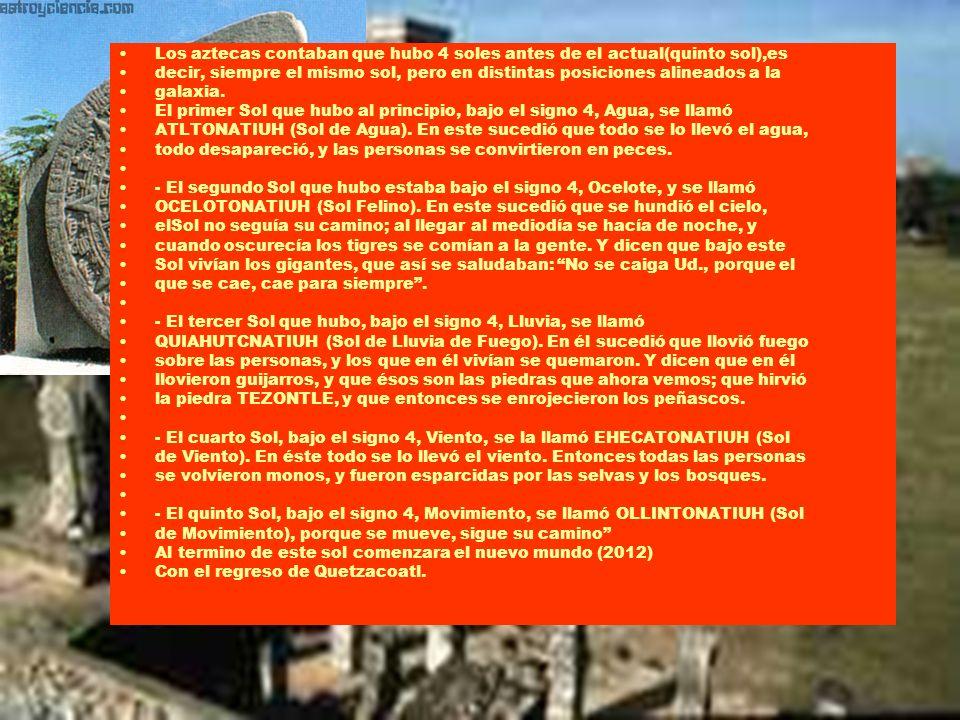Calendario maya : Según el Calendario del Largo Conteo Maya, el 21 de diciembre de 2012 es el último día del decimotercer Baktun. Los mayas registraro