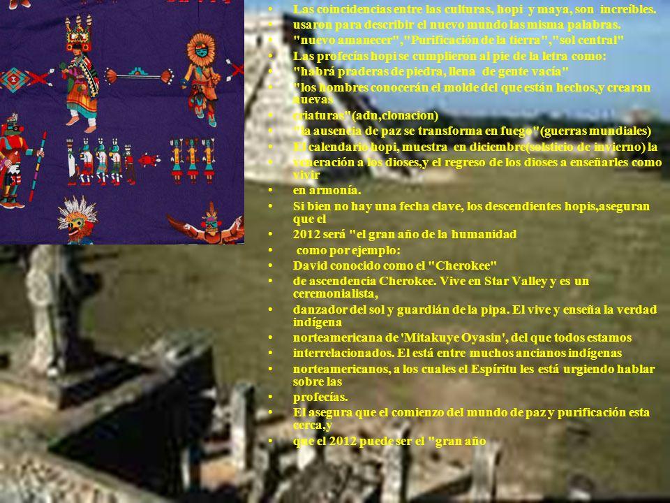 Los aztecas contaban que hubo 4 soles antes de el actual(quinto sol),es decir, siempre el mismo sol, pero en distintas posiciones alineados a la galax