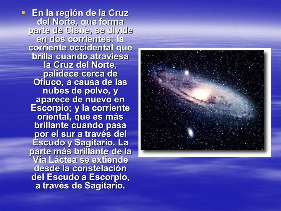 Antiguamente a esta banda se la llamó Vía Láctea (también Camino de Santiago), nombre que en la actualidad hace referencia a toda la galaxia.