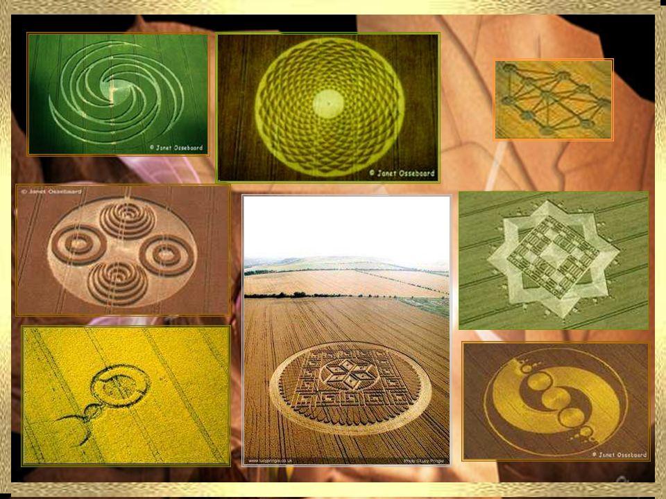 1)Que se producen sobre los cruces o puntos de la red planetaria. 2) Que son realizados por vórtices de plasma. 3) Que tienen origen Extraterrestre. 4