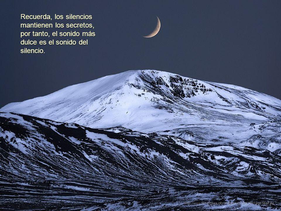 FELIZ AÑO NUEVO 5522 A LOS HABITANTES DEL HEMISFERIO SUR 5522 Año Nuevo de los Pueblos Originarios El silencio del alma