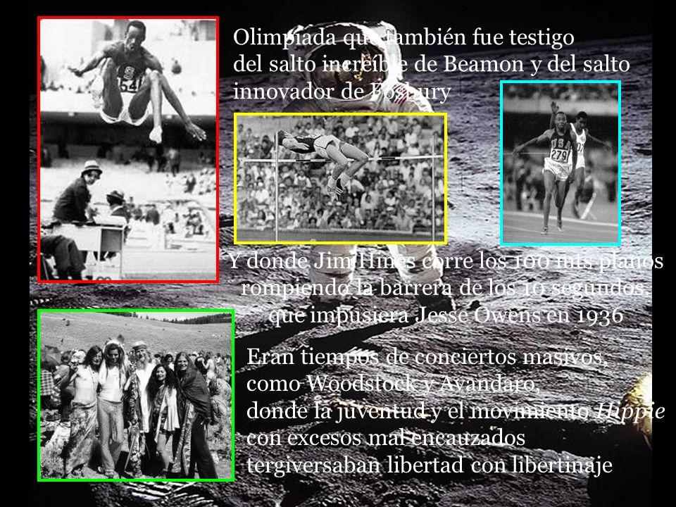 Juegos que se vieron precedidos por un acto de absoluta represión por parte de un gobierno fascista y dictatorial.