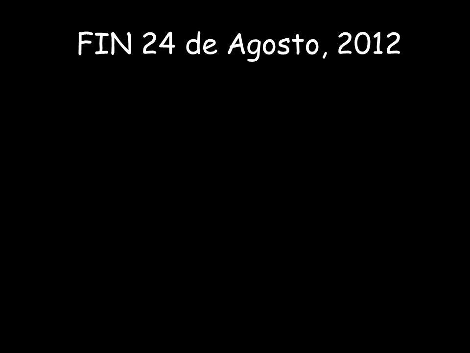 36 FIN 24 de Agosto, 2012