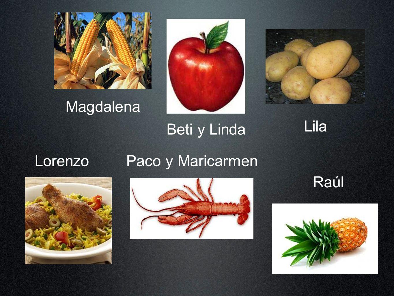 Magdalena Beti y Linda Lila LorenzoPaco y Maricarmen Raúl