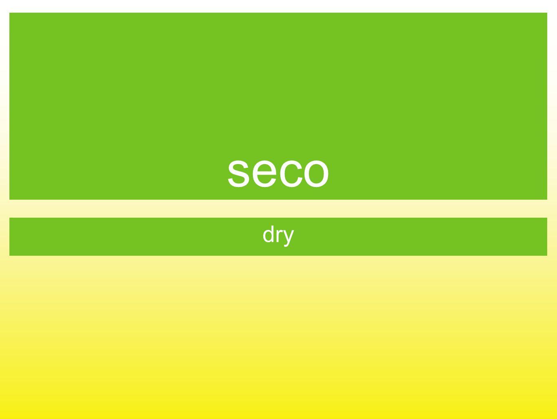 seco dry