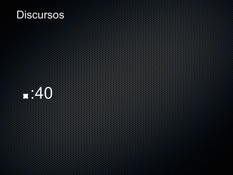 Discursos :30