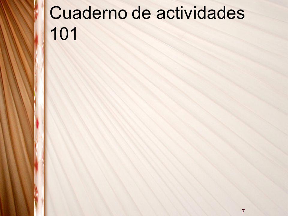 7 Cuaderno de actividades 101 7
