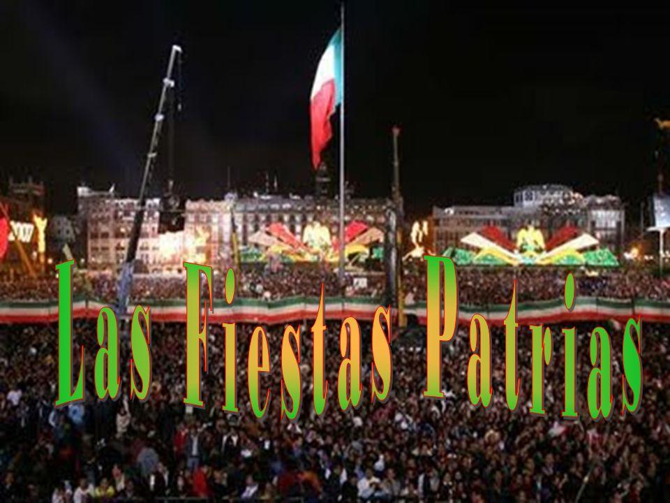 Anualmente, el 15 de Septiembre por la noche, los mexicanos de todos los pueblos, rancherías y ciudades de México, y aún fuera de nuestras fronteras; embajadas, consulados, negocios y casas particulares, celebramos el inicio del movimiento de independencia de 1810.