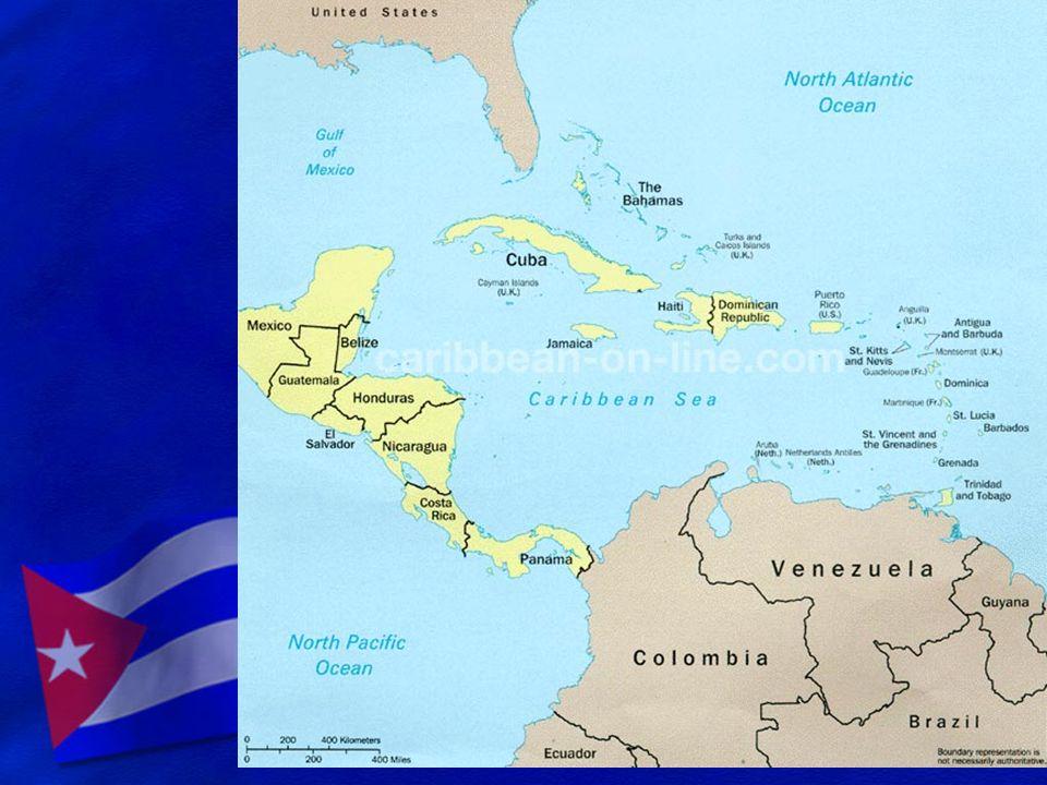 CUBA LINDA Una isla en el norte del Caribe a 90 millas de la Florida.