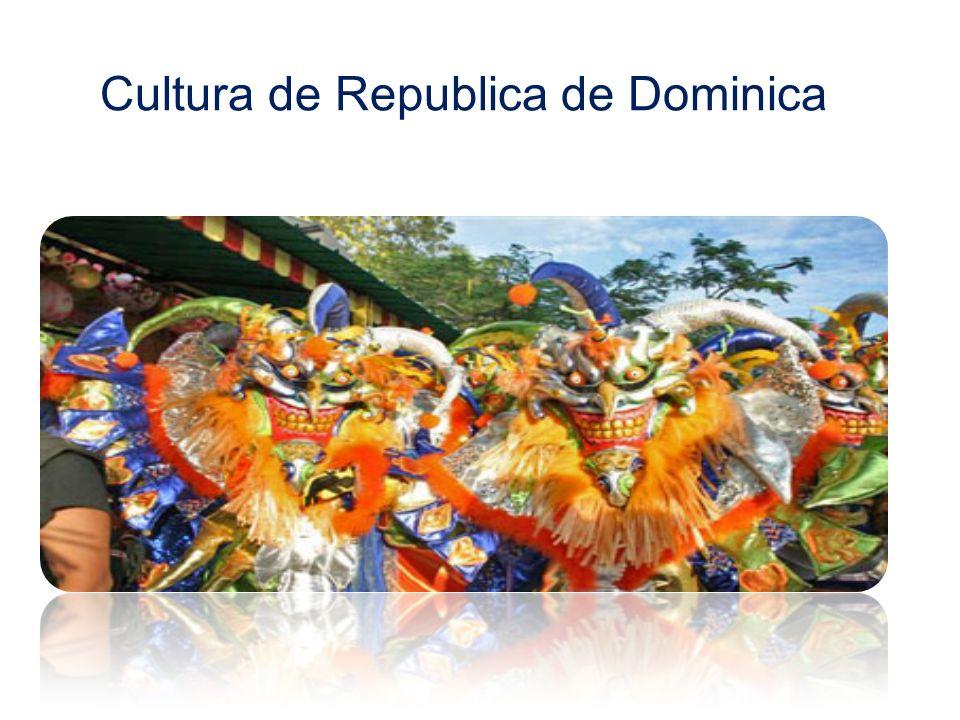 Musica Merengue percusión fuerte, el ritmo fuerte, Trujillo ayudado a hacer de la danza en un símbolo nacional, la música se compara con una mezcla de salsa y rock and roll.