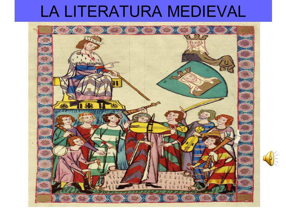 Literatura Española Edad Media S.X-XV Edad Media S.