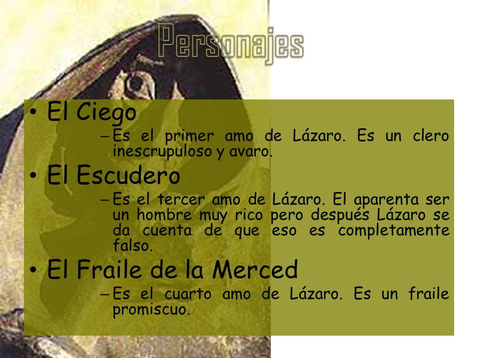 El Buldero Es el quinto amo de Lázaro.