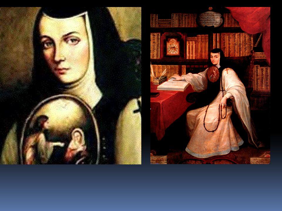 ¿Sor Juana Inés de la Cruz.