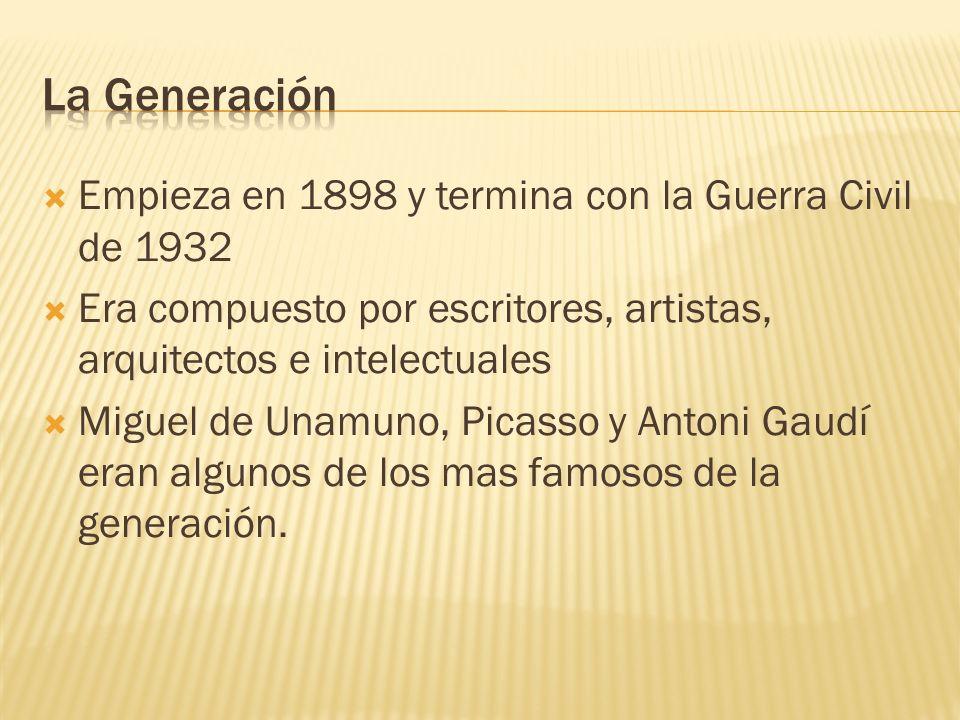 Hacían un sentido de orgullo que la gente española había perdido Eran opuestos a la Restablecimiento Tenían sentimientos y opiniones diferentes como se pueden reparar España