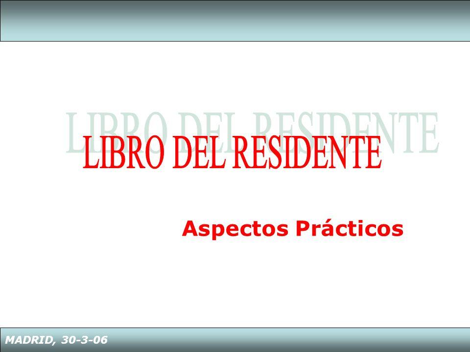 MADRID, 30-3-06 Ejemplos de aplicación:.