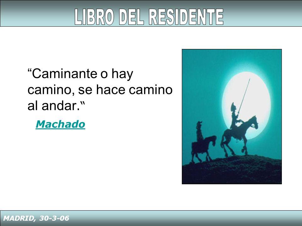 MADRID, 30-3-06 Ejemplos de aplicación: PLANTILLA de ANÁLISIS de UNA PRESENTACIÓN ORAL PRESENTACIÓN ORAL Fecha: Título: ----------------------------------------------- ----------------------Ponente:----------------------- ----------------------------