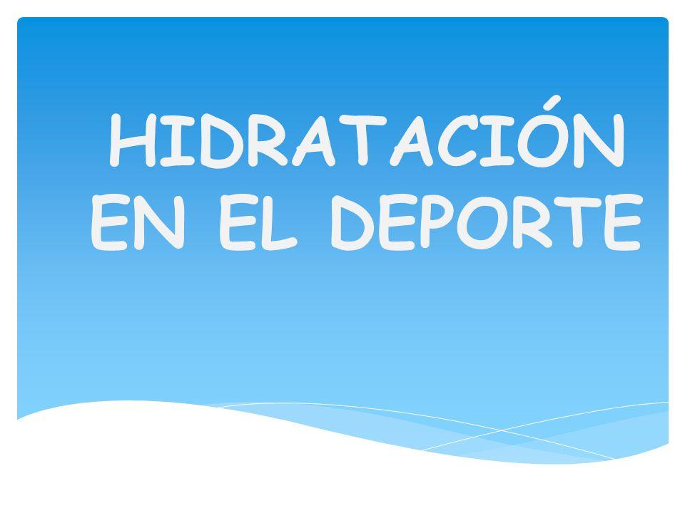 DESPUÉS DEL EJERCICIO: Las bebidas isotónicas son mejor que el agua cuando se trata de acelerar la recuperación después del ejercicio.