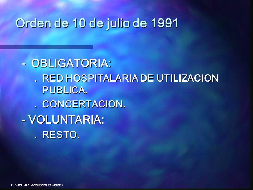 ACREDITACION HOSPITALARIA. VOLUNTARIA. VOLUNTARIA. DURACION: 3 AÑOS. SUJETA A VERIFICACION. DURACION: 3 AÑOS. SUJETA A VERIFICACION. (81- 83) CENTROS