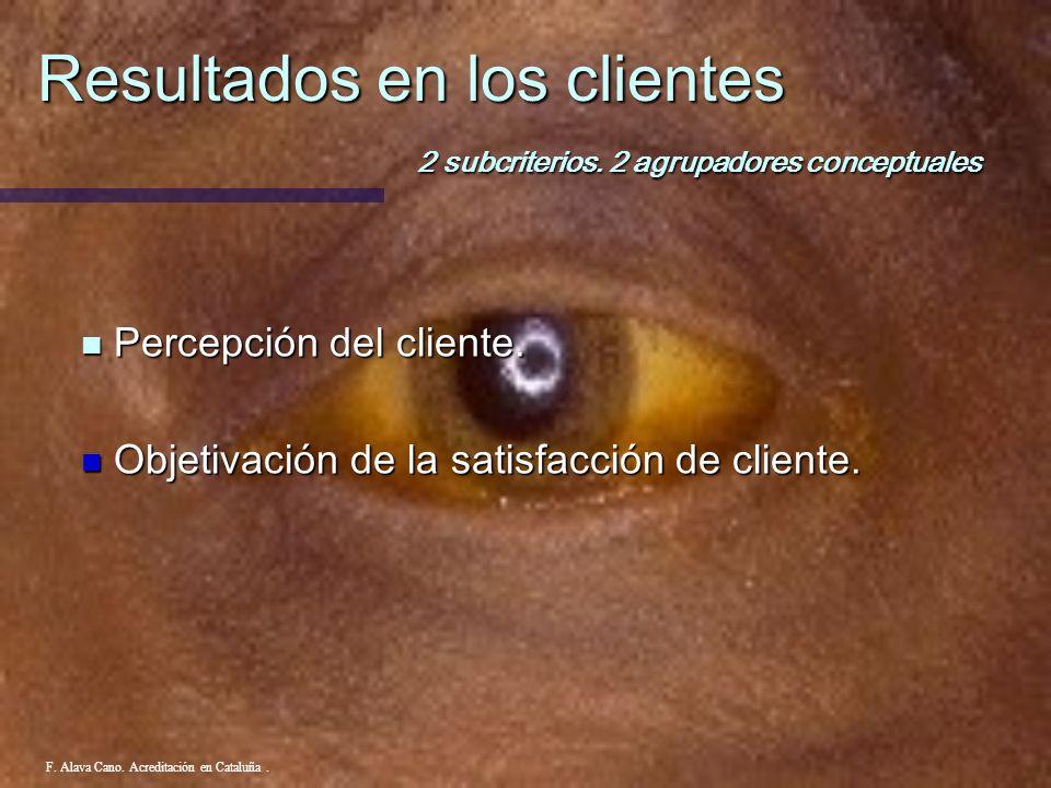 6. Resultados en los clientes
