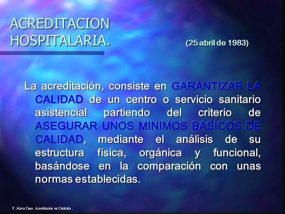 2. Política y Estrategia F. Alava Cano. Acreditación en Cataluña.