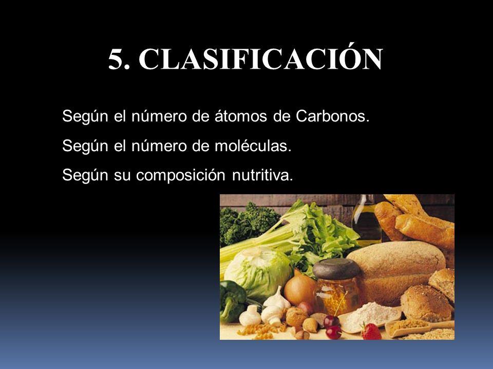 Los carbohidratos constituyen una porción pequeña del peso y estructura del organismo, pero de cualquier manera, no debe excluirse esta función de la