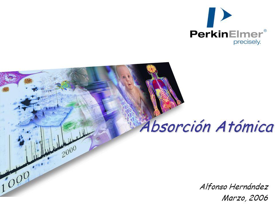 Alfonso Hernández Marzo, 2006 Absorción Atómica