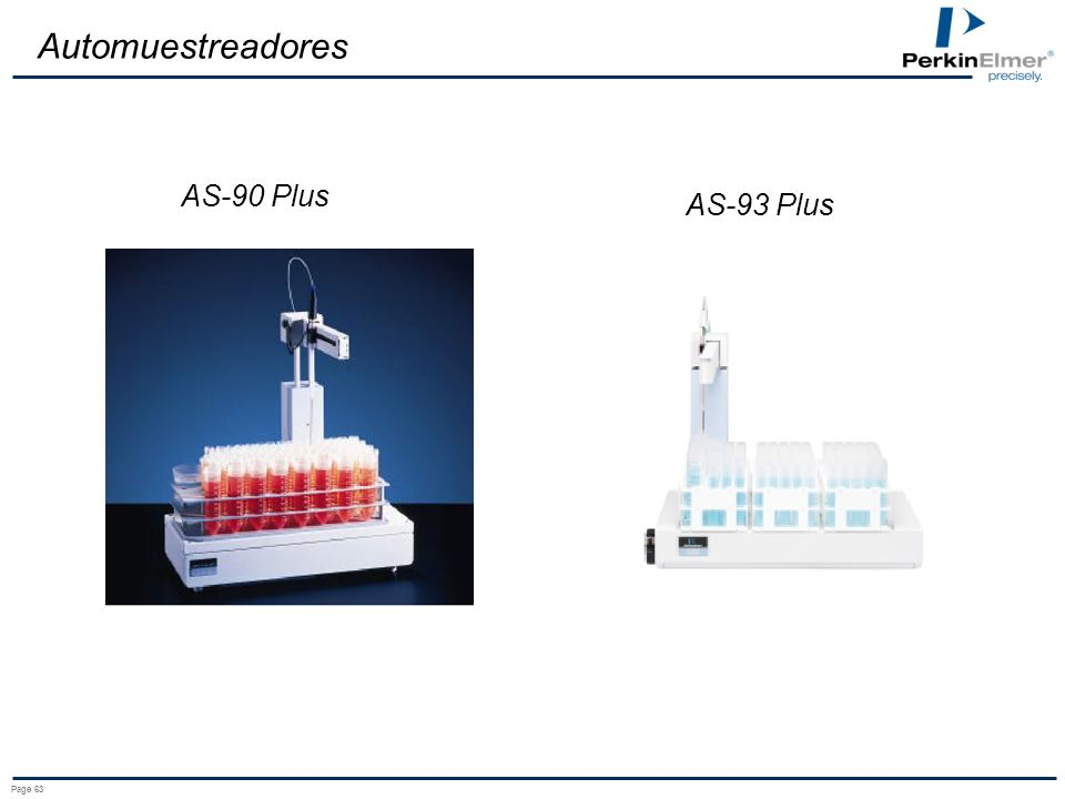 Page 63 Automuestreadores AS-93 Plus AS-90 Plus