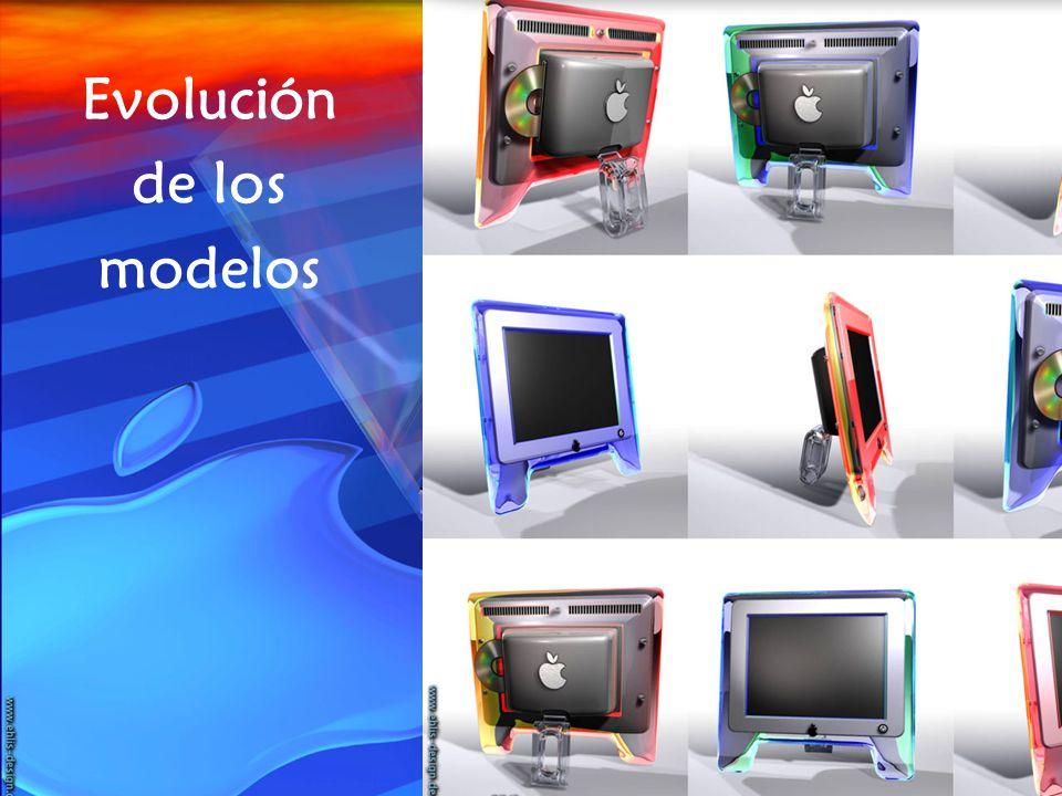 Evolución de los modelos