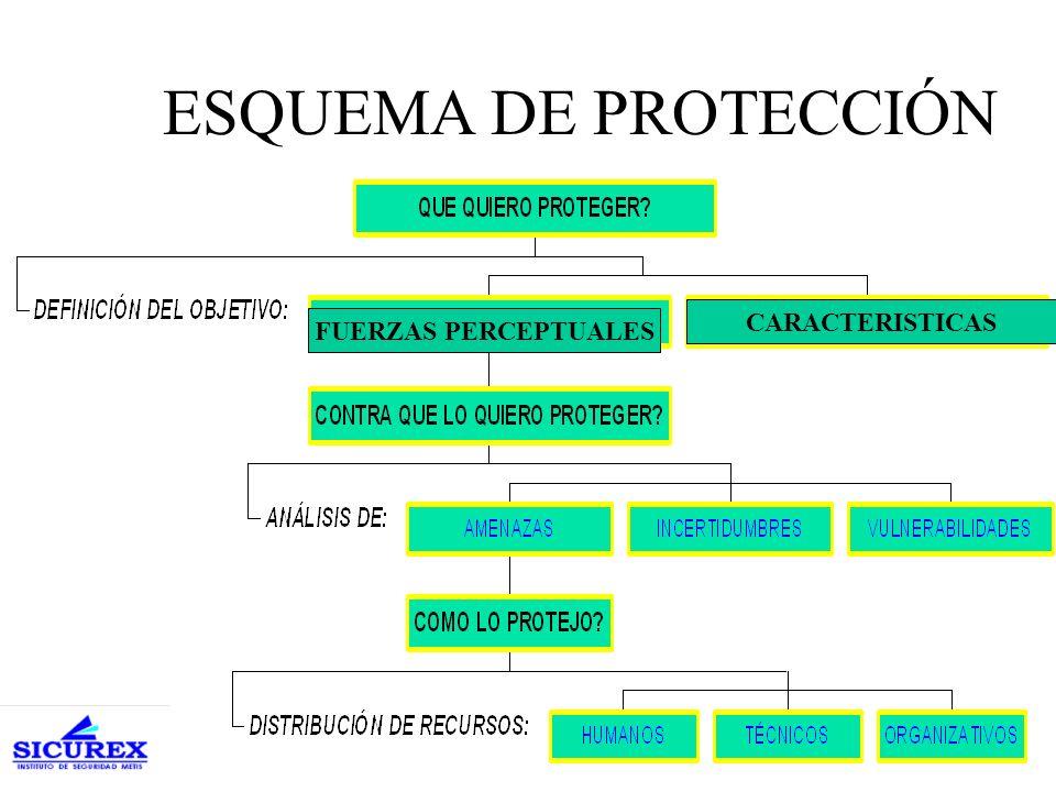 ANÁLISIS DE VULNERABILIDAD Capacidad de protección Debilidad BajaAlta I Crítica II Equilibrio BajaIII Preocupante IV Adecuada