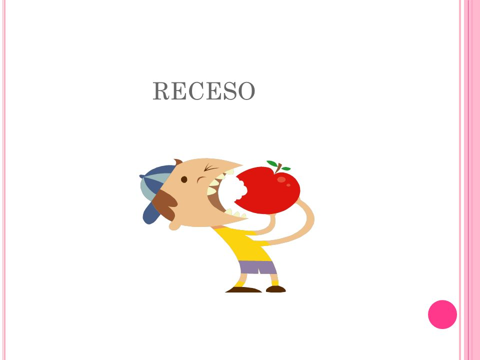 RECESO