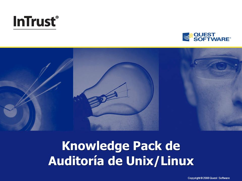 InTrust for File Access Intrust for File Access permite a auditar, obtener informes y generar alertas sobre cambios en permisos, modificaciones y elim