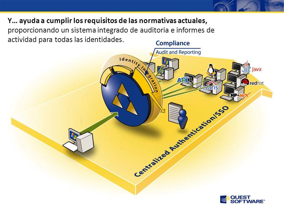 8 Mayor Seguridad con excelentes capacidades de gestión de contraseñas para todos los sistemas.