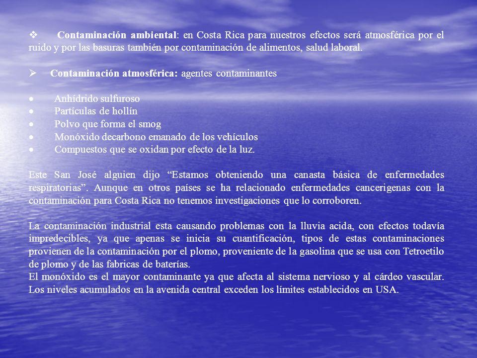 Contaminación Ambiental Durabilidad o degradabilidad de productos Durabilidad o degradabilidad de productos Consumo o conservación Consumo o conservac