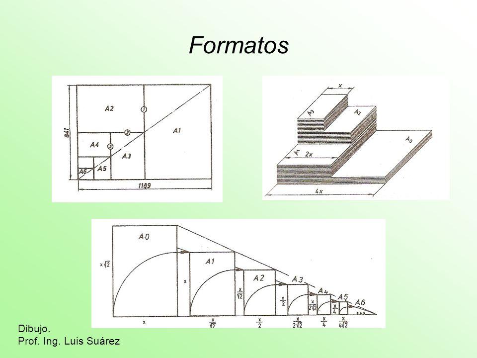 Según la Relación que guardan entre si Líneas Paralelas: Son dos o más líneas que estando en un mismo plano jamás llegan a unirse al proyectarse sus extremos.