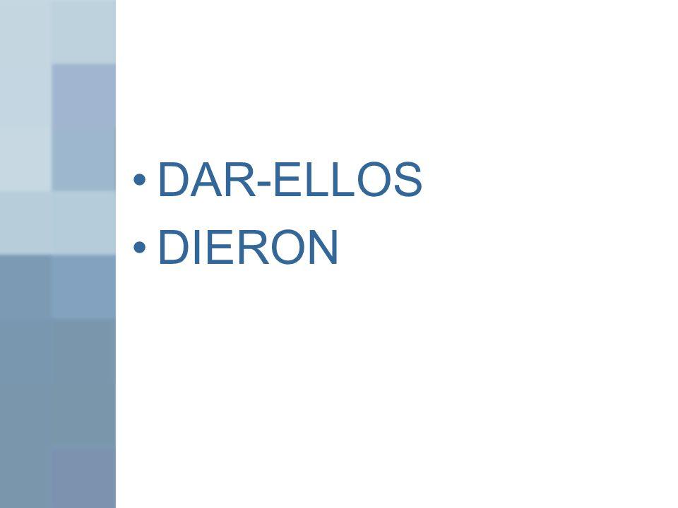 DAR-ELLOS DIERON