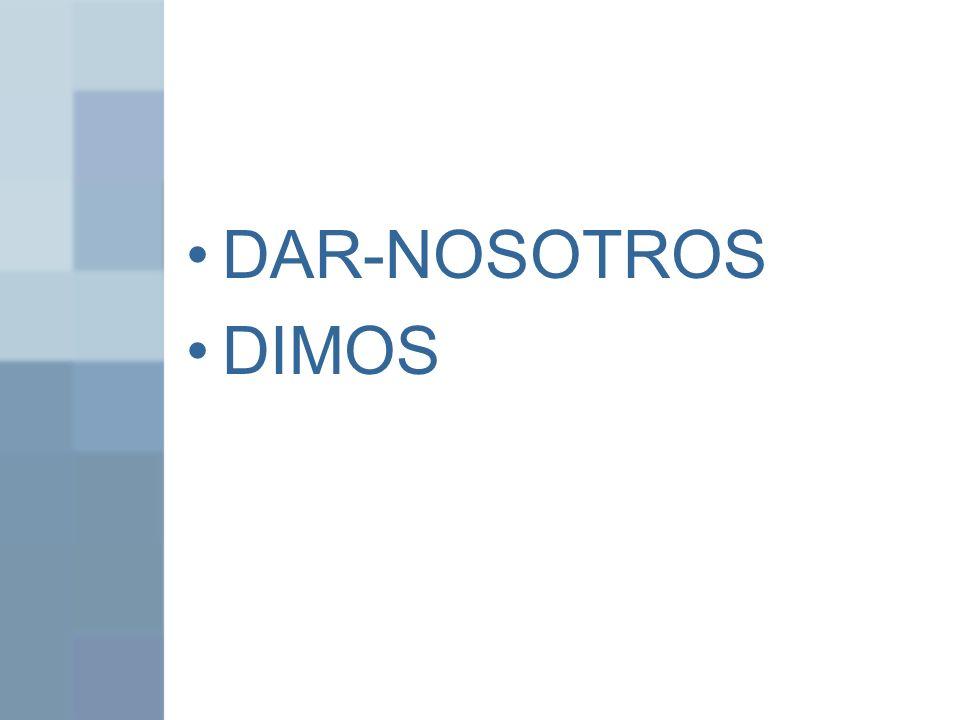 DAR-NOSOTROS DIMOS