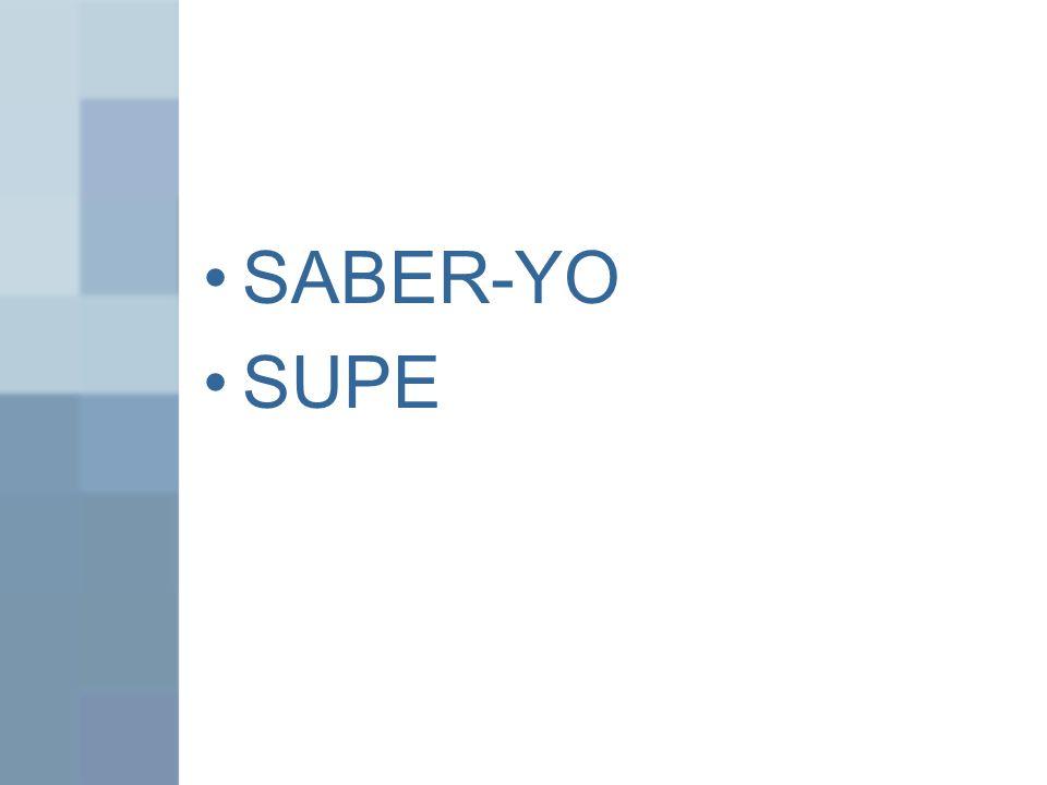 SABER-YO SUPE