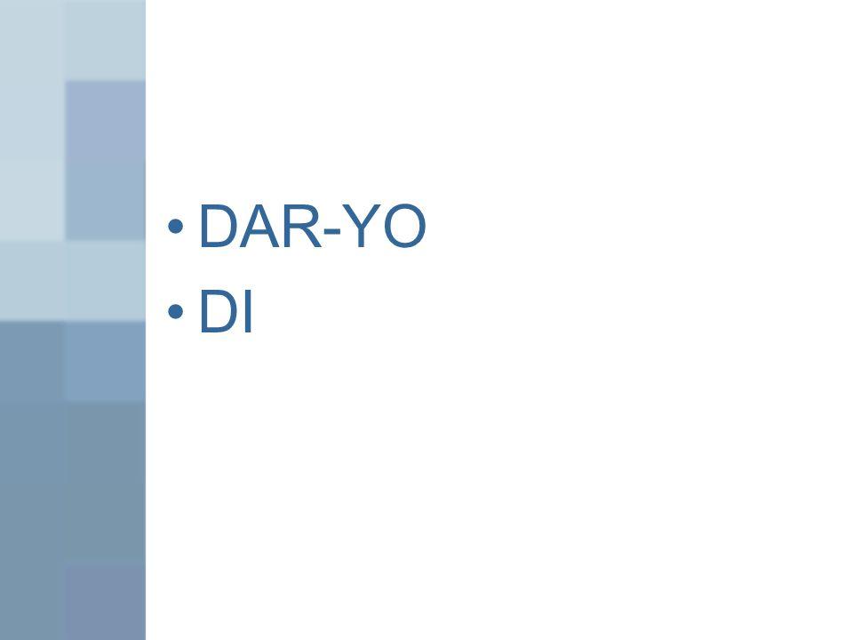 DAR-YO DI