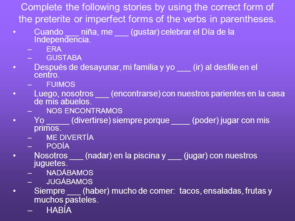–Some other verbs that give advice or show opinions like: ____, ______, _____, _____, ______, ____ also use the subjunctive.