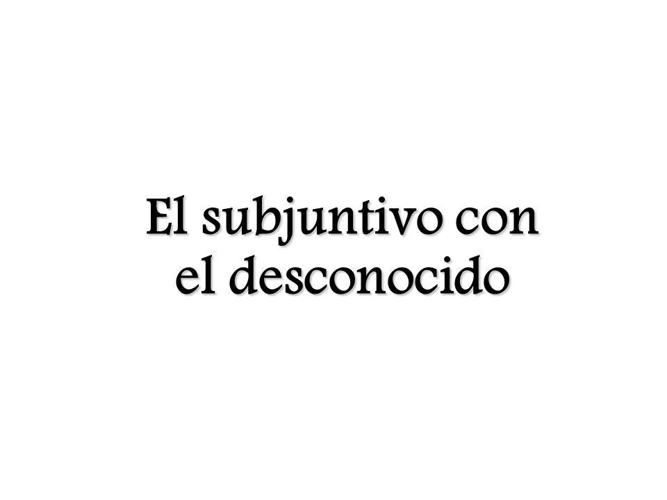 Las expresiones Buscar (No) Conocer No hay nada No hay nadie To look for To know Theres nothing Theres no one
